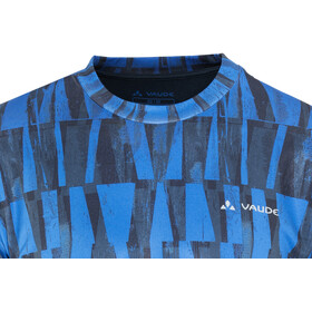 VAUDE Virt Longsleeve Shirt Men radiate blue